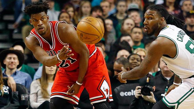 Bulls Get the Upseet