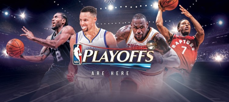 NBA PLAYOFFS ARE HERE
