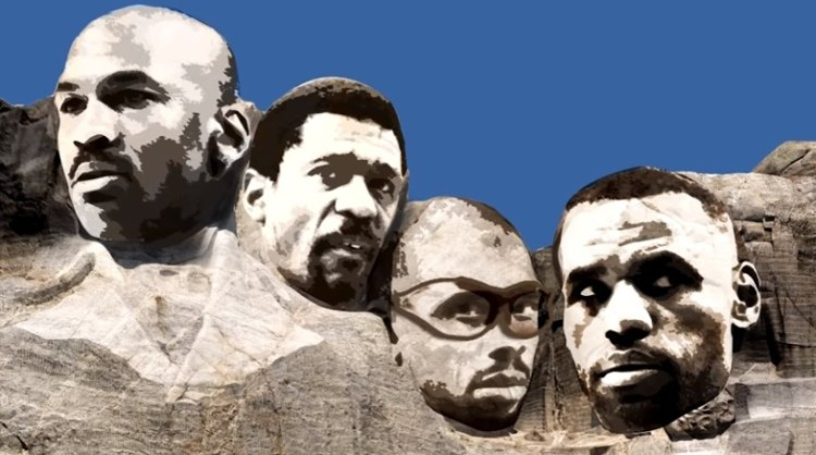 NBA MT RUSHMORE
