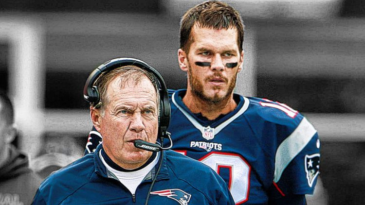 belichick brady deep photo