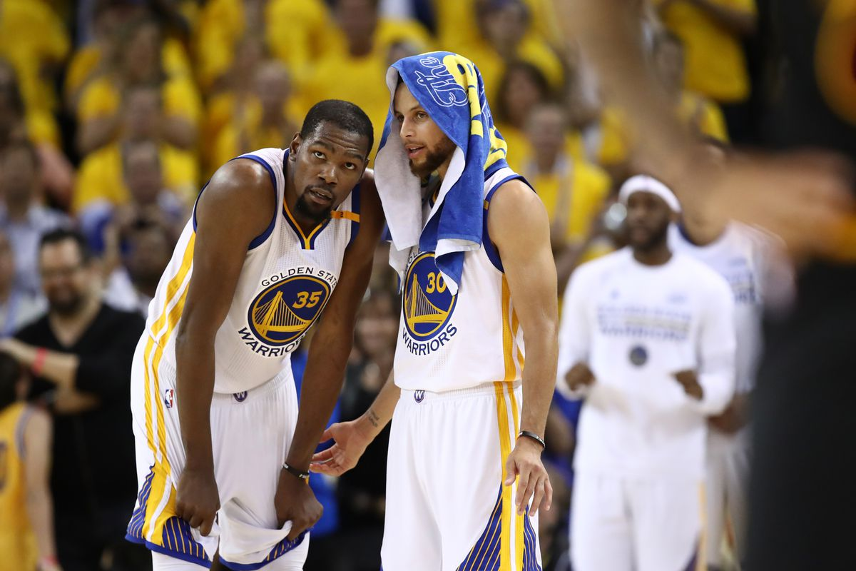 Curry and Durant the next dynasty maybe