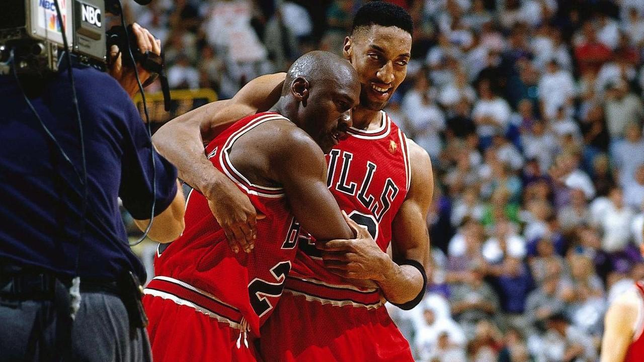 The infamous flu game